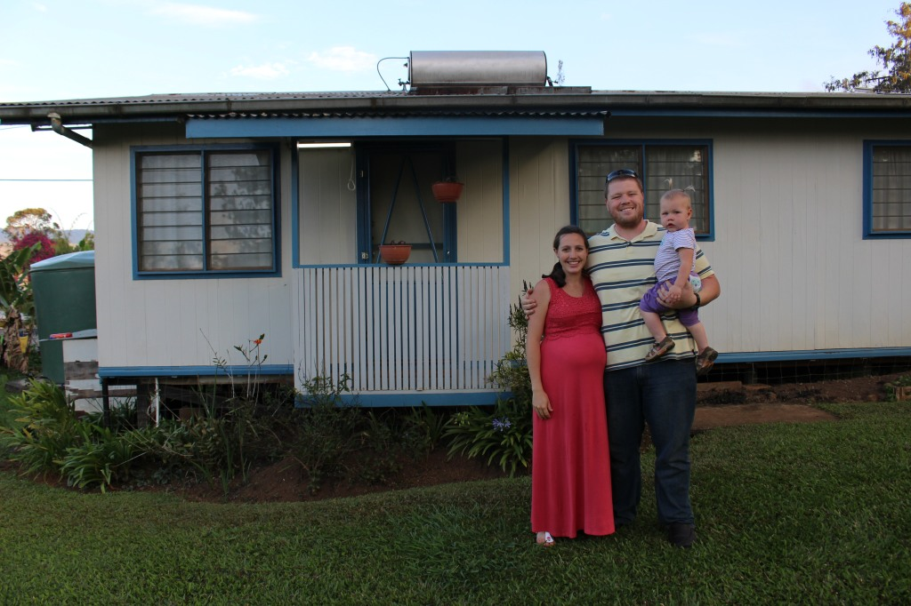 This is our tiny house in Ukarumpa, Papua New Guinea, but it is home.  We only paid $7000 (USD) for it, can you believe that?