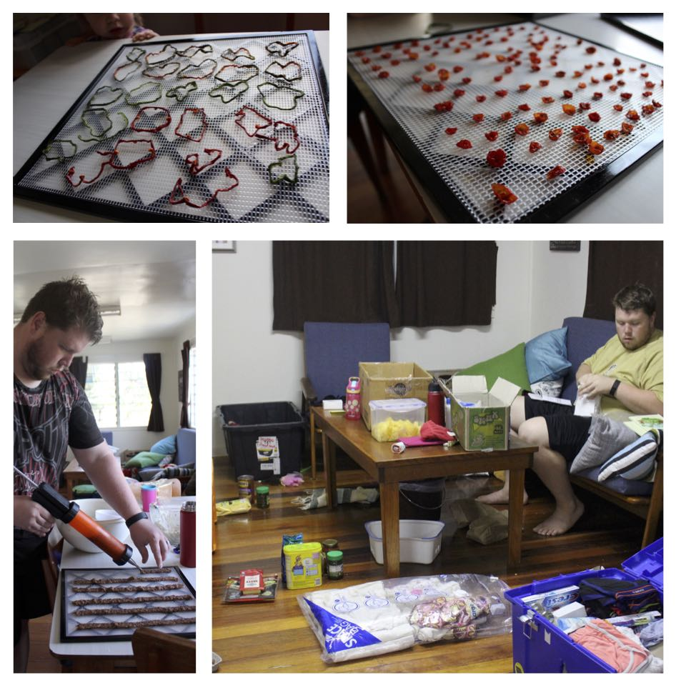 Dehydrated Food & Packing